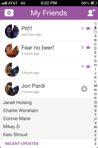 Charlie Worsham viewed my story!